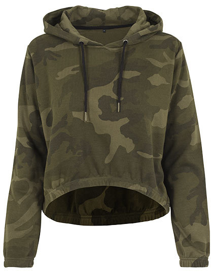 CarpLne cropped hoodie dames