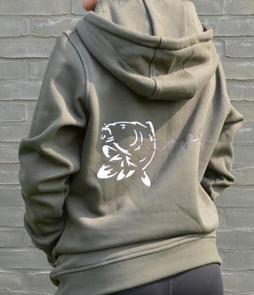 CarpLne hoodie dames***achterkant