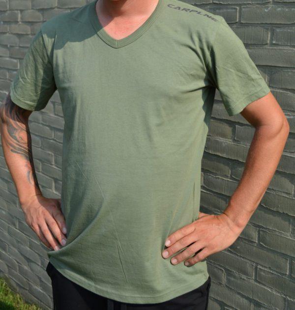 CarpLne T shirt V Hals