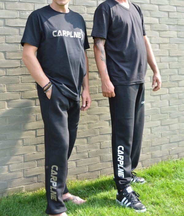 CarpLne losse jogpants beide bedrukkingen
