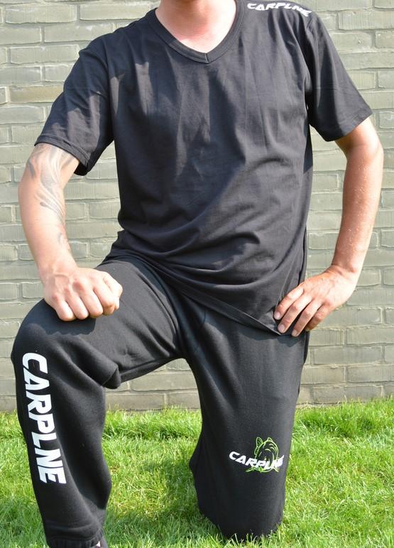 CarpLne jogpants witte bedrukking
