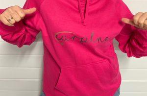 Nieuwe karper hoodie voor dames