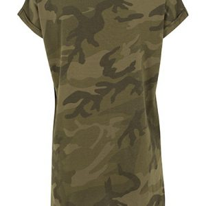 Karpervissen Dames Camo Long Slub Shirt