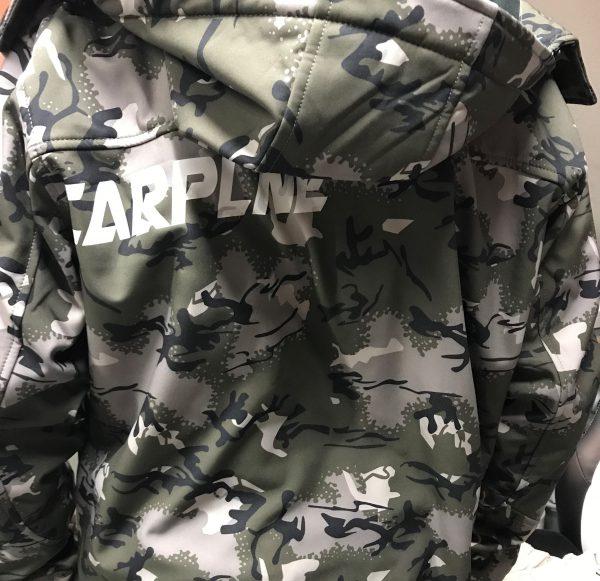 Softshell CarpLne achterkant