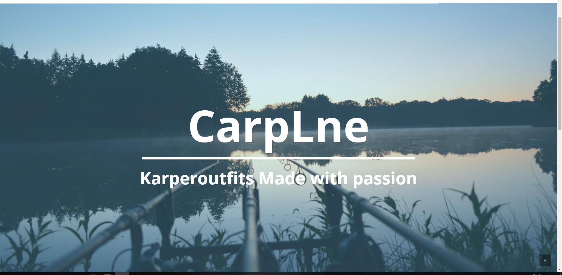 Home page CarpLne