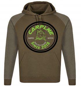 Nieuwe hoodie's, crewnecks en t-shirts met nieuw logo