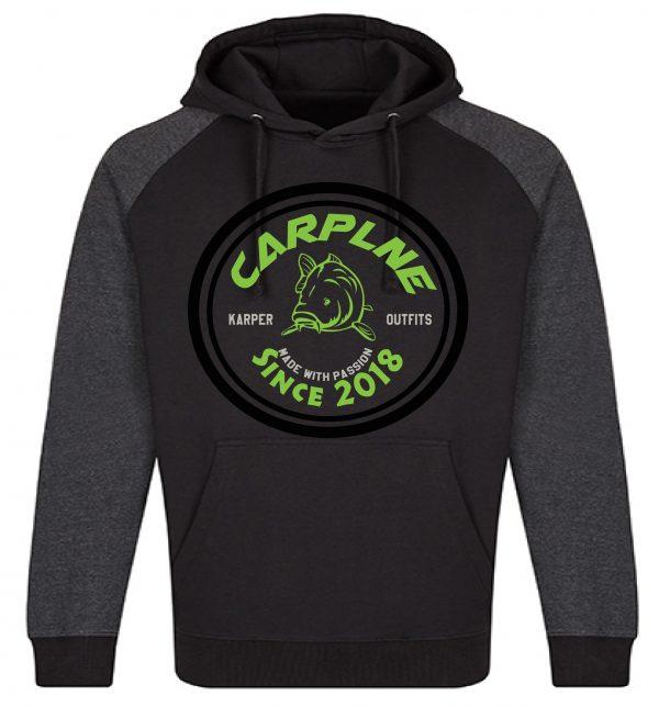 nieuwe hoodie mannen zwart groen logo
