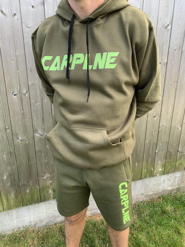 CarpLne hoodie voorkant