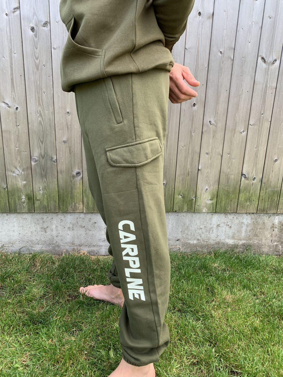 Je bekijkt nu CarpLne 5 pocket karper jogger mega korting