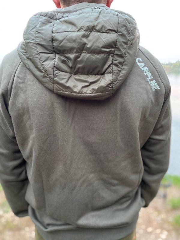 Karpervis vest achterkant CarpLne