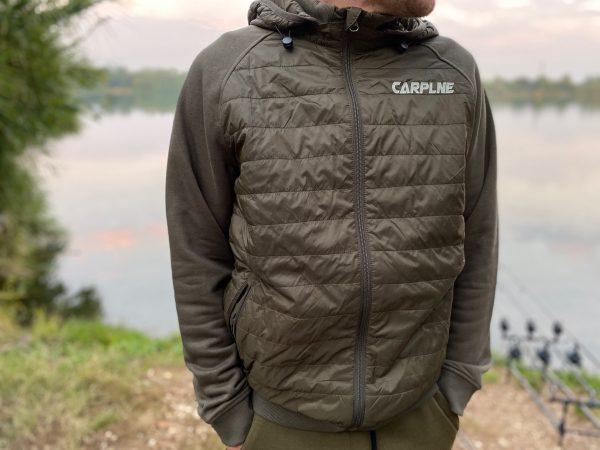 Karpervis vest voorkant CarpLne