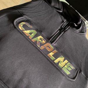 Karpervis hoodie met borstzak CarpLne