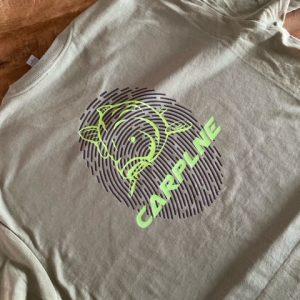 CarpLne vingerafdruk T-shirt